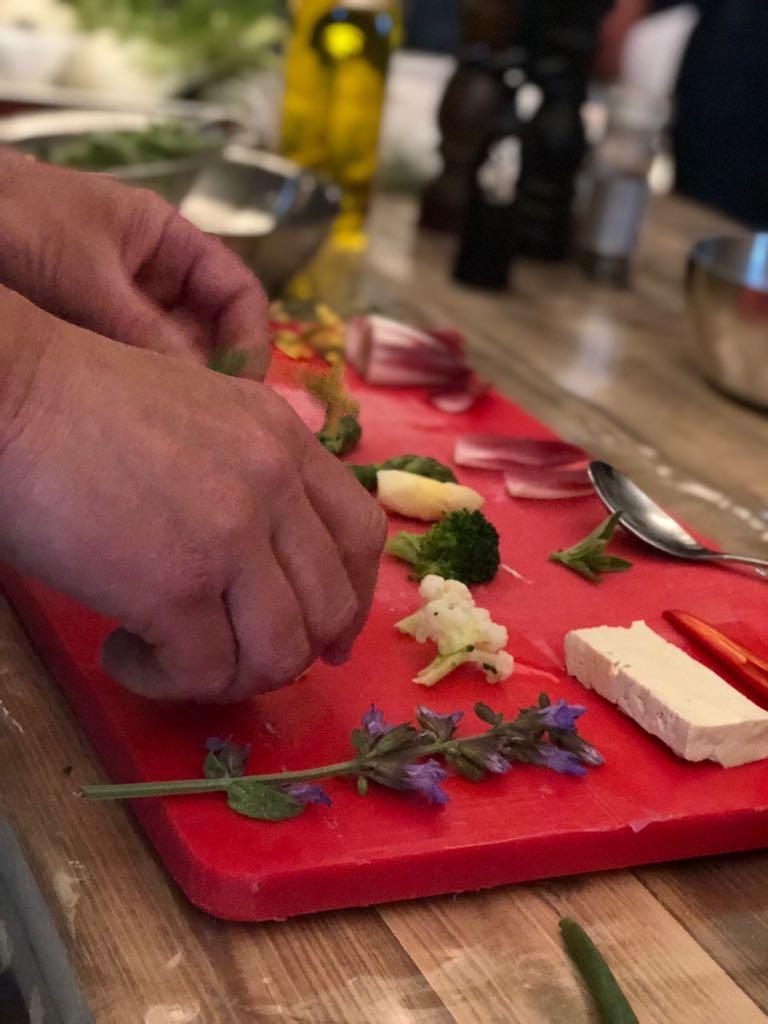 Kookworkshop voedselbron graauw